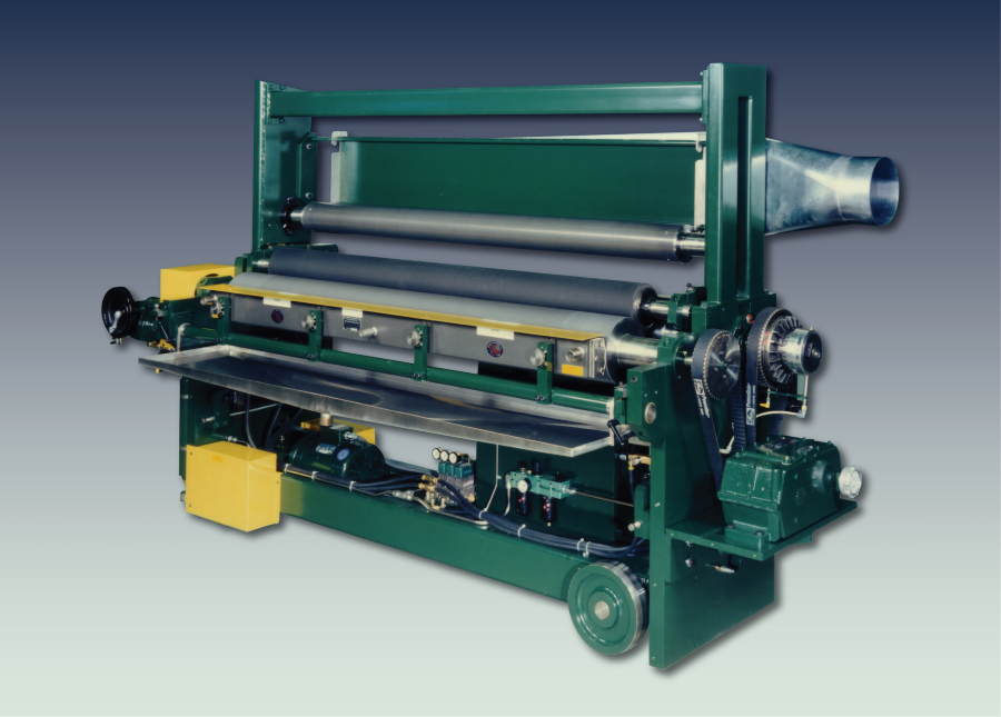 gravure coater mulitple applications