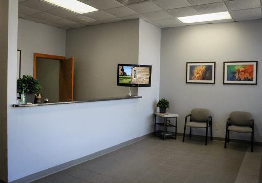 Printco Industries lobby